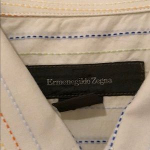 Ermenegildo Zegna Shirts - 🍎Men's Ermanegildo Zengo button down shirt